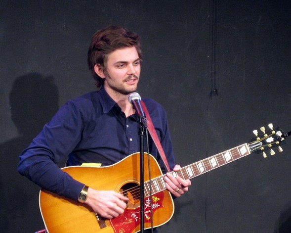Comedian Nick Thune plays some tunes at Up Comedy Club Sat 1/6. - WIKIPEDIA