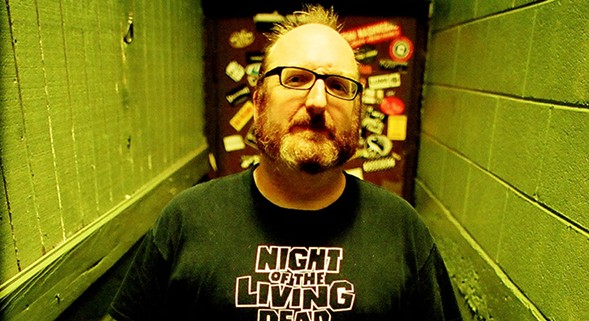 Stand-up Brian Posehn performs at the Beat Kitchen Saturday 1/13. - COURTESY OF ARTIST