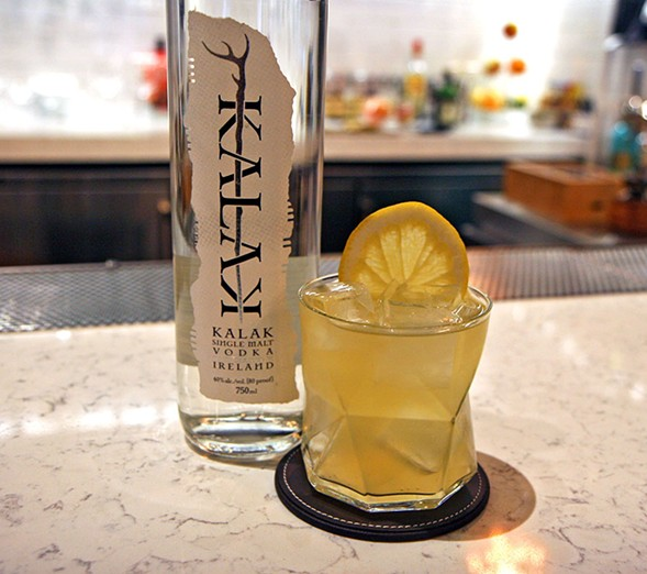 Kalak Single Malt Vodka, Sunshine Sue - JULIA THIEL