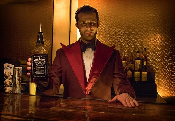 Grab a bourbon and an axe at Room 237 Sat 1/20. - CONSEQUENCE OF SOUND