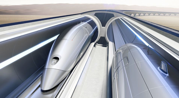 The vacuum-tube technology to transport travelers at 760-mph does not yet exist. - HYPERLOOP TRANSPORTATION TECHNOLOGIES