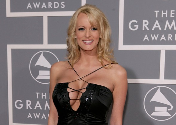 Stormy Daniels - AP PHOTO/MATT SAYLES