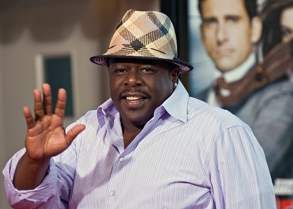 Cedric the Entertainer comes to Chicago Theatre on 3/24. - ANTHONY CITRANO