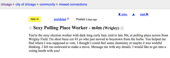 craigslist the villages personals