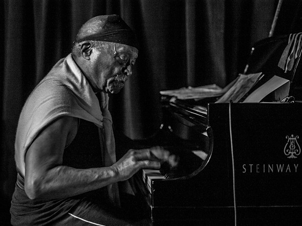 Cecil Taylor - PETER GANNUSHKIN / DOWNTOWNMUSIC.NET