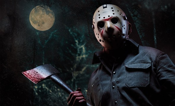 Jason Voorhees enjoys an additional Friday the 13th, as measured over the course of 400 years. - SCREENGEEK