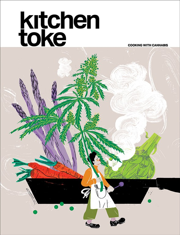 An issue of Kitchen Toke