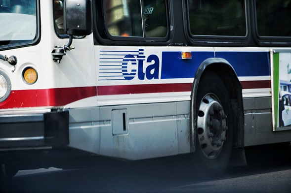 There are no Internet photos of Joe Rode and his work. Here's a bus like the one he drove. - CHICAGO SUN-TIMES