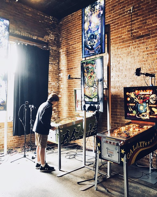 Escher Lefkoff, the winner of the Super Bowl of pinball, is only 14-years-old - RYAN SMITH
