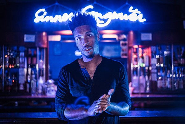 Phillip-Michael Scales will perform Thursday at the Emporium in Wicker Park. - VICTORIA SANDERS