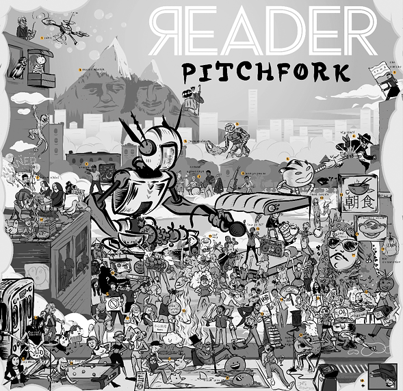 The answer key for our Pitchfork contest - JASON WYATT FREDERICK