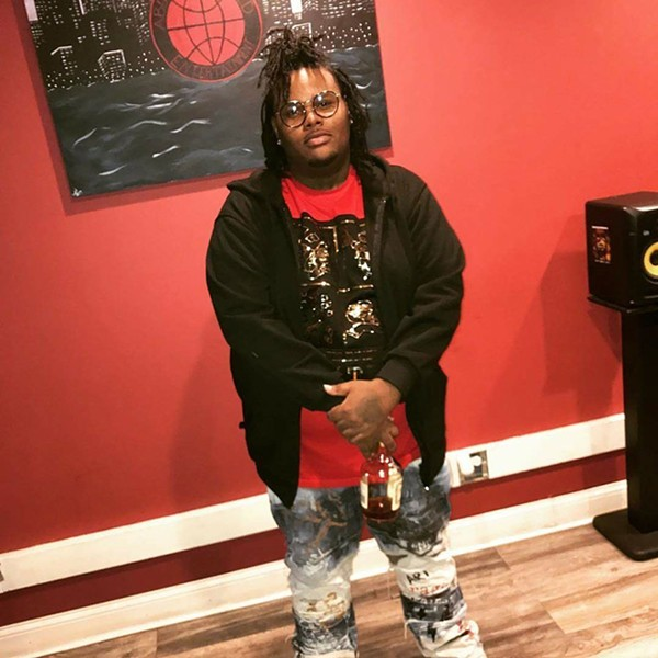 LeekeLeek worked with some of the biggest names in the early drill scene, including Lil Durk and Chief Keef. - VIA LEEKELEEK'S TWITTER