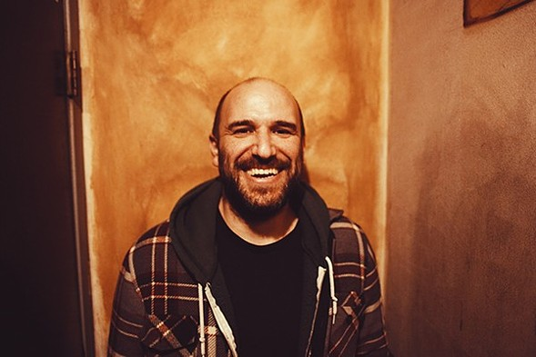 David Bazan of Pedro the Lion - RYAN REYNOLDS