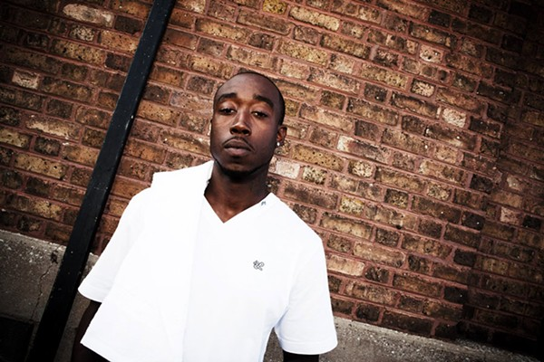 Freddie Gibbs performs at the Breaks Vol. II on Saturday at Toyota Park. - SUN-TIMES MEDIA