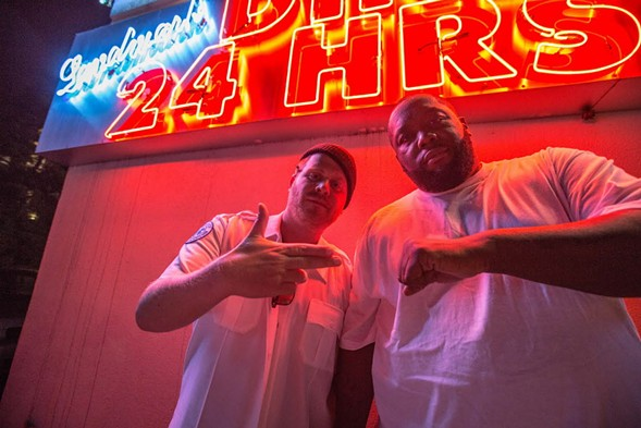Run the Jewels will close out this year's Riot Fest, coheadlining with Incubus on Sunday night. - CHICAGO SUN-TIMES