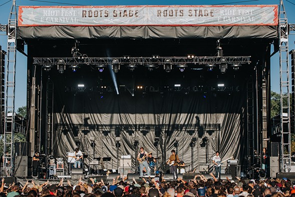 Twin Peaks are only in their mid-20s, but they do belong on the Roots Stage. - DANNY O'DONNELL