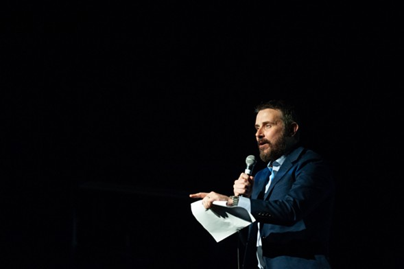 Jeremy Scahill - KHOLOOD EID FOR THE INTERCEPT