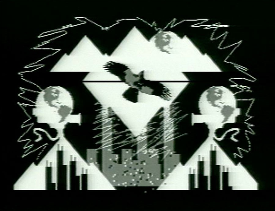 Montana, Jane Veeder, video, 1982. - COURTESY OF JANE VEEDER AND VGA GALLERY