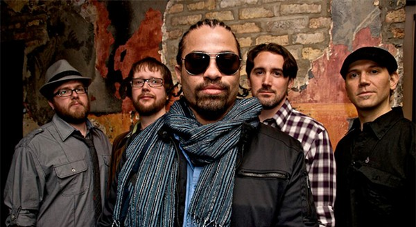 Roots-reggae five-piece Akasha address immigration and discrimination on Mother of Exiles