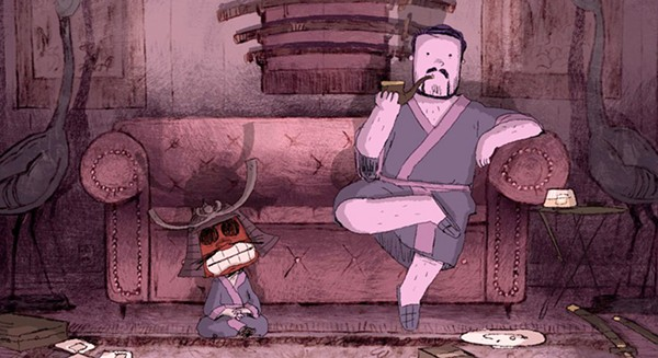 This year's Animation Show of Shows amuses more than astonishes