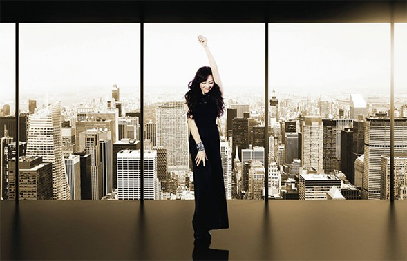 City Pop star Anri - IMAGE FROM ANRI'S FACEBOOK PAGE