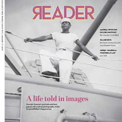 On the cover: Archival photo courtesy Jose Garcia. For author Gonzalo's work, go to: www.gonzguzphoto.com.