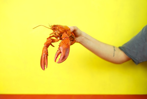 """""""'With extra lobster' struck me as the perfect dirty euphemism for something."""" - TOA HEFTIBA"""
