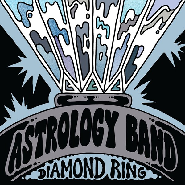 Fantasy Love's reissue of a 1985 Astrology Band single - COURTESY FANTASY LOVE RECORDS