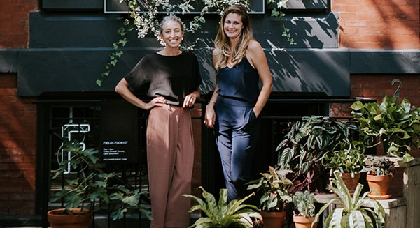 Field and Florist creates floral arrangements for freshness and sustainability