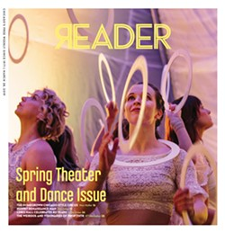 On the cover: Photo by Matthew - Schwerin. For more of Schwerin's work, go to mattschwerin.com.