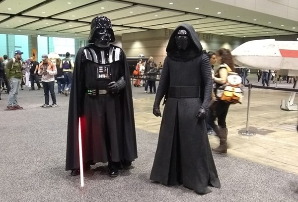 """The Star Wars Celebration bills itself as """"Lucasfilm's love letter to fans."""" - ANDREA THOMPSON"""