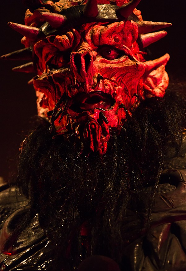 Rest in peace, Oderus Urungus. - RYAN POLLACK