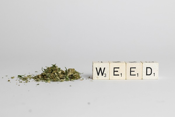 Weed was recently legalized for recreational use in Illinois. - MARCO VERCH/FLICKR