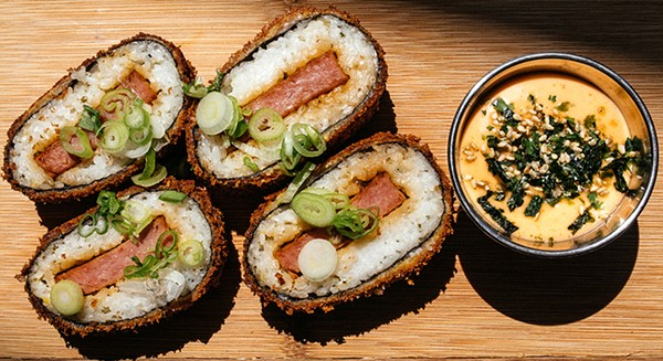Mom's at Politan Row turns the table on Japanese 'Western food'