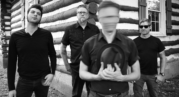 The Legendary Shack Shakers bring their harmonica-driven punk stomp back to Chicago