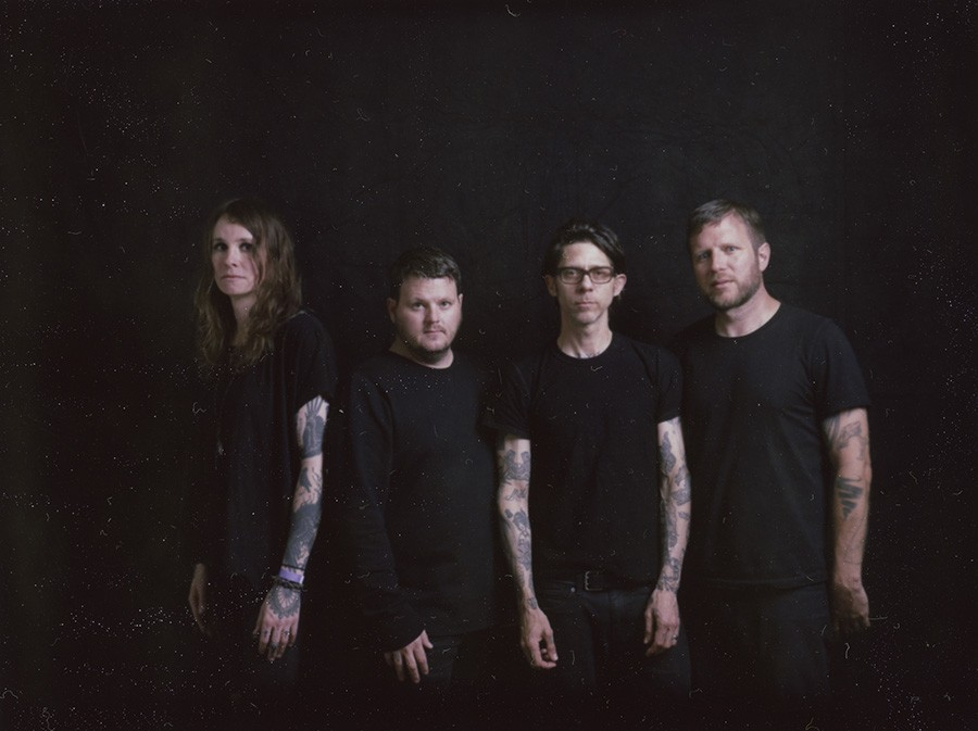 Against Me! play the Riot Stage on Sunday at 3:55 PM. - JOE LEONARD