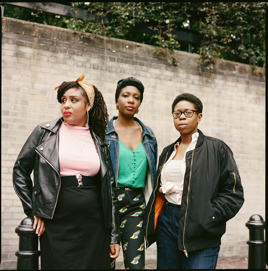 UK punk trio Big Joanie would make a welcome addition to a Riot Fest lineup. - ELLIE SMITH