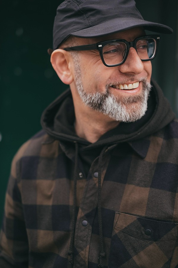 Kevin Coval - COURTESY THE ARTIST