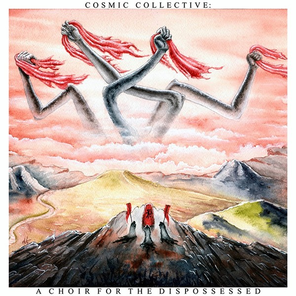 The Red Nebula label released the RABM compilation Cosmic Collective in 2019.