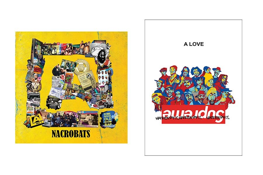 A in the Square compiles Nacrobats material from the late 1990s and early 2000s. Vinyl copies come with the book A Love Supreme until supplies run out.