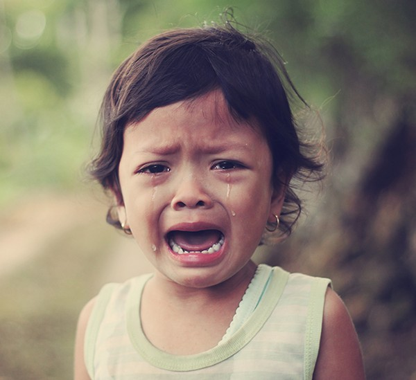 Don't cry, kiddo! Uncle Ben's here to explain everything. - ARWAN SUTANTO / UNSPLASH