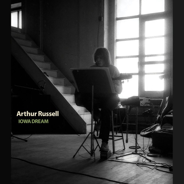 The cover of the posthumous Arthur Russell collection Iowa Dream