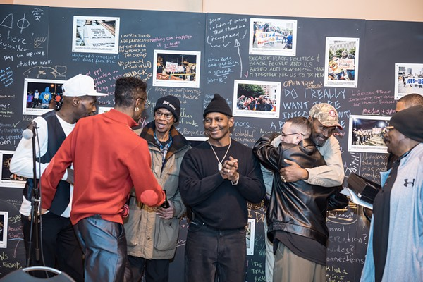 The Chicago Torture Justice Center has provided therapeutic support and services to more than 1,400 individuals since May 2017. - SARAH-JI OF LOVE & STRUGGLE PHOTOS / COURTESY CHICAGO TORTURE JUSTICE CENTER