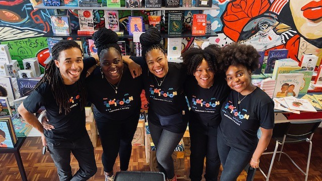 """I think naturally Black booksellers are going to be more focused on the community than the dollars and cents. I also recognize that Black bookselling is a different beast. We're just making our own way."" - COURTESY DL MULLEN"