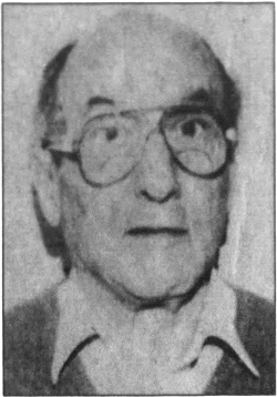 Patrick's mugshot in 1994, when he was indicted for murder, from the Chicago Tribune.