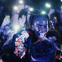 Lyrical Lemonade Summer Smash with Joey Bada$$, Trippie Redd, Vic Mensa, Lil Skies, Ski Mask the Slump God, Lil B, Gunna, Famous Dex, Yung Bans, Mike Jenkins, Wifisfuneral, Maxo Kream, DJ Paul, Felly, Yung Punch, Casey Veggies, Queen Key, and others