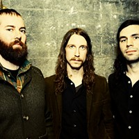 Russian Circles, Bongripper, Sweet Cobra