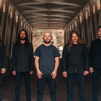 Rivers of Nihil, Entheos, Conjurer, Wolf King, Cannibal Abortion