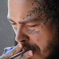 Lollapalooza day three featuring Post Malone, Journey, Megan Thee Stallion, Limp Bizkit, Trippie Redd, Slander, Young the Giant, Freddie Gibbs, Angels & Airwaves, Mt. Joy, Iann Dior, Marc Rebillet, Whitney, Oliver Heldens, Tate McRae, Tnght, and more
