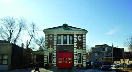 Chicago Filmmakers and the Ridge Firehouse: A match made in heaven